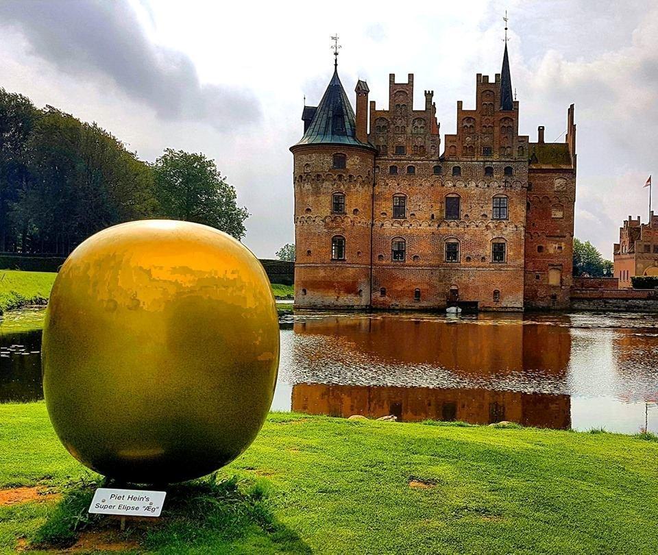 Castello in Danimarca