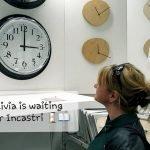 """Amici che aspettano l'uscita del libro """"Incastri"""" di Roberta Leonardi"""