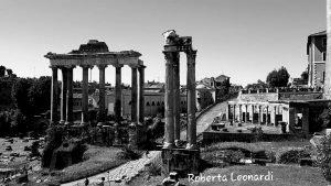Roma e Luna incontrano un Pittore