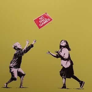 Opera si Banksy