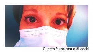 Read more about the article Questa è una storia di occhi.